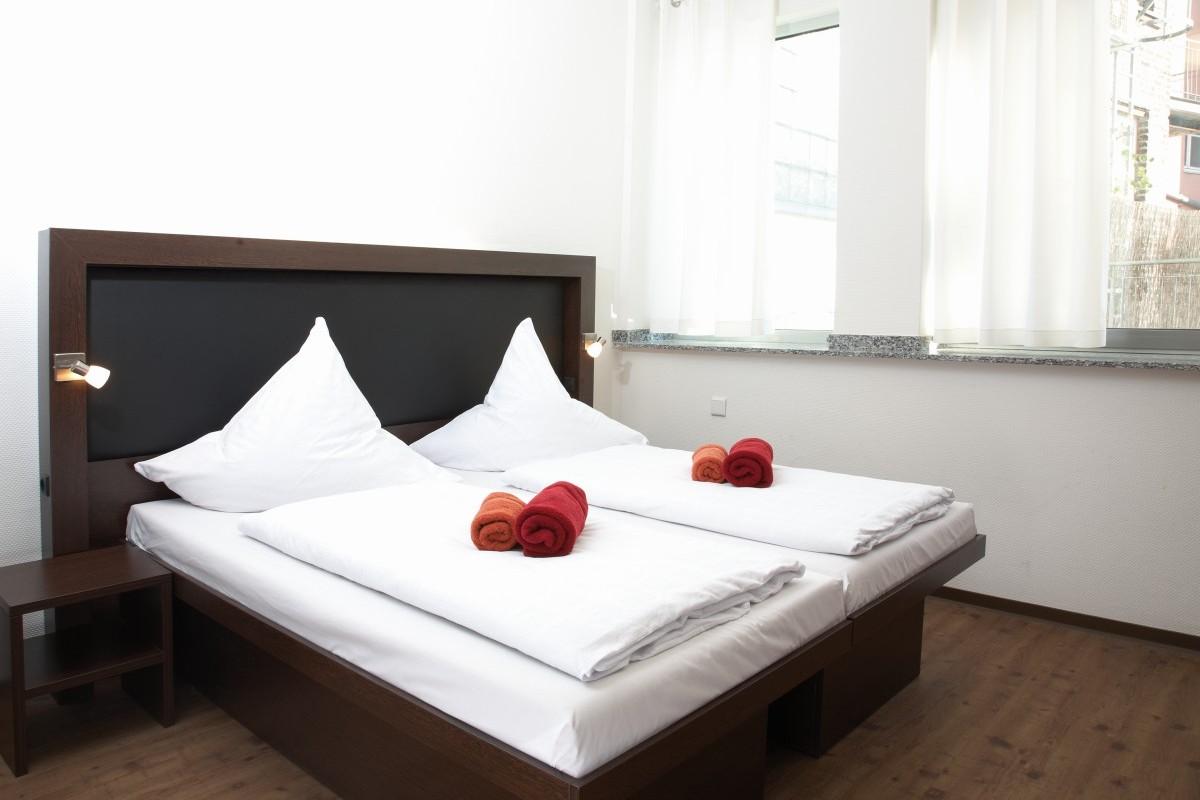 Hostel Köln Doppelzimmer Beispiel
