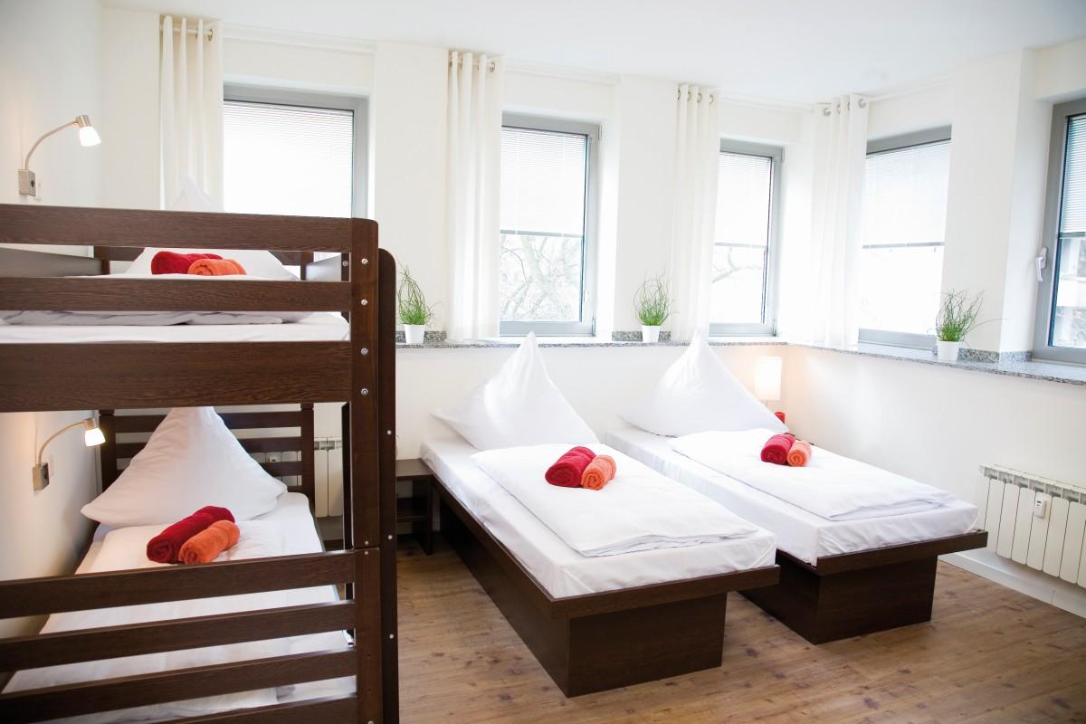 Hostel Köln Familienzimmer Beispiel